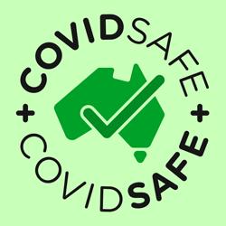 Covid Safe App Image